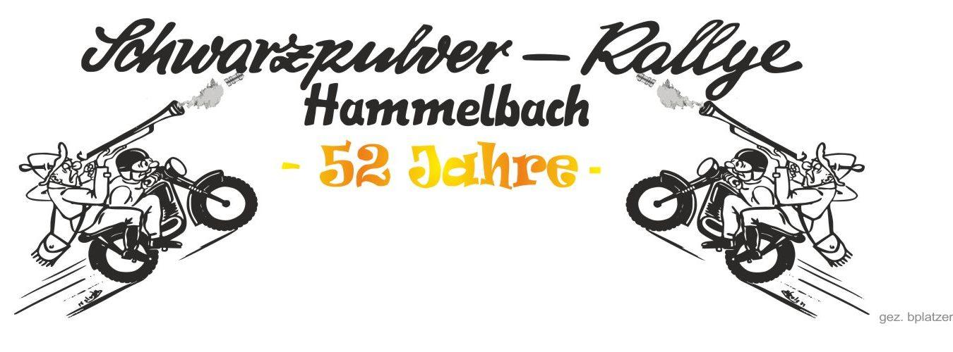 Schwarzpulver-Rallye Hammelbach